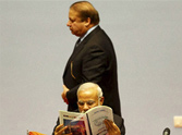 Modi-Sharif make distances in SAARC.