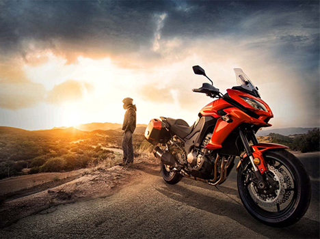Kawasaki Versys 1000 launched in India at Rs. 12.9 lakh