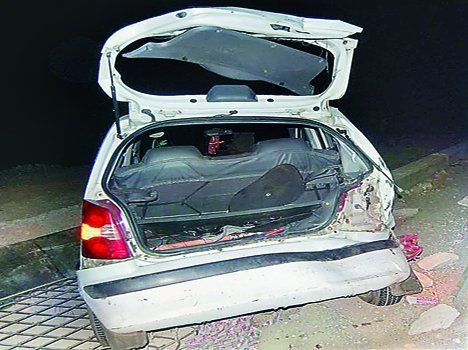 road accident, eight death