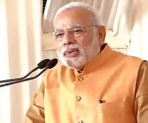 Narendra Modi to Talk About Good Governence in Tripura