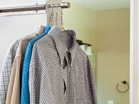drying clothes indoor can increase infection risk