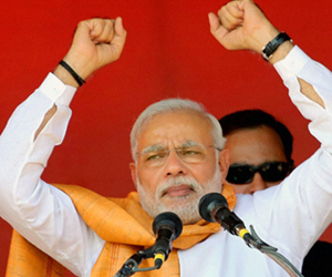 Narendra Modi on Second spot in TIME Magazine 'Person of the Year' poll