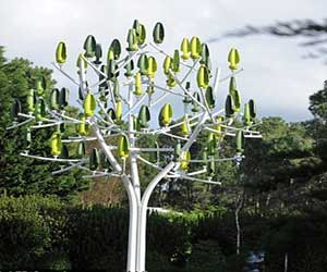 a tree that can generate electricity