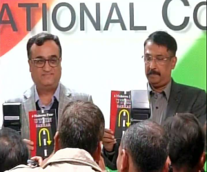 Congress Strike at NDA Government for 'U-turns', Issued Booklet