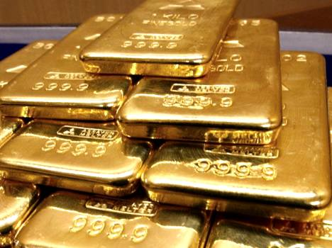 gold price rise again
