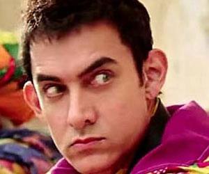 Aamir Khan will alien not become robot