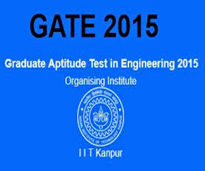 GATE 2015 exam results announced