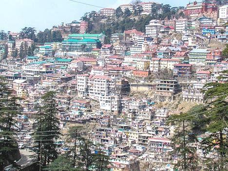 new year for shimla city.