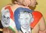 मोदी-ओबामा के लिए बॉलीवुड हीरोइन हुई टॉपलेस