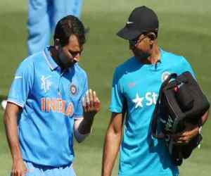 Mohammed Shami will NOT be available against UAE - India Vs UAE