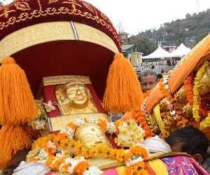 faag festival  celbration in rohru himachal.