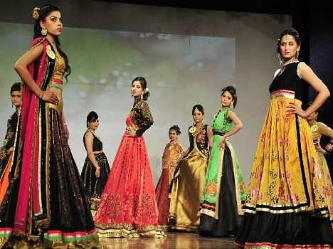 fashion floura 2015 at ludhiana, live pics