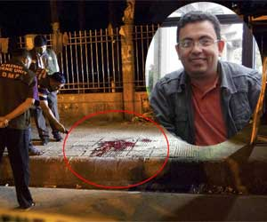 bangladeshi american blogger avijit roy murderd in dhaka