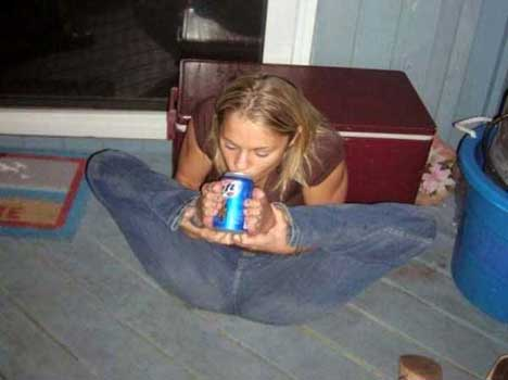 girls caught doing funny acts