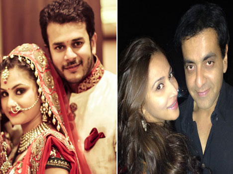 TV's happily married couples