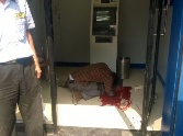 lucknow bank robbery follow up