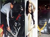 Bollywood's Young stars are investing in cars
