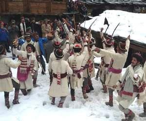 faag festival celebration in himachal rohru.