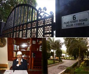 CM  Kejriwal will be live in the five-bedroom bungalow
