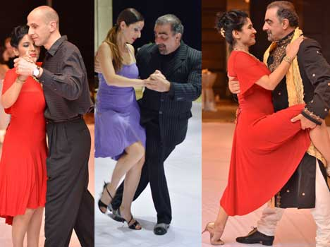 PICS: See Argentina tango dance moves