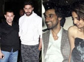 Bachchans host party for Kunal-Naina
