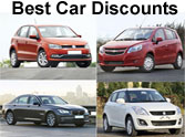 Best car discounts for March 2015