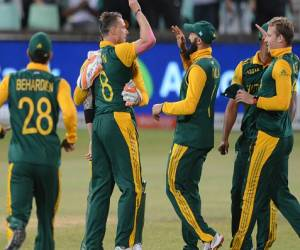 LIVE: South Africa Vs Ireland In World Cup