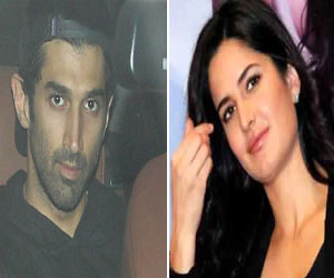 Katrina Kaif And Aditya Roy Kapur went On A Long Drive in delhi