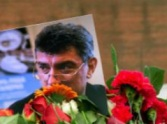 girlfriend of russian leader questioned on nemtsov murder.