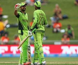 LIVE : Pakistan Vs UAE In World Cup