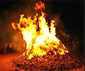 holi special story, auspicious time to burn holi
