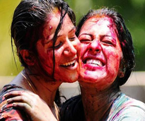 home remedies to remove holi colors