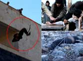 isis multilated a man after finding him guilty of theft