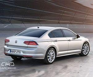 Volkswagen Passat is Europe