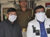 Engineering college chair man arrested in Lucknow.