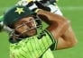 shahid afridi breaks sehwag s record
