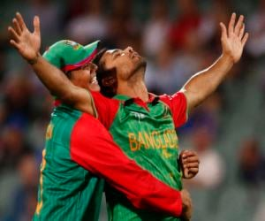 Bangladseh beat Pakistan in first ODI