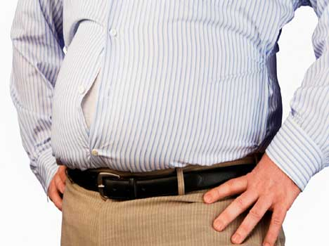 home remedies to get rid of belly fats