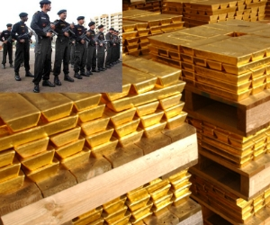 5 quintal gold of shakti peeth of himachal under z security.