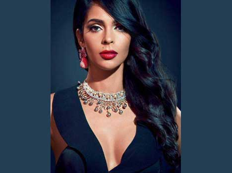 mallika sherawat photoshoot for harpers bazaar