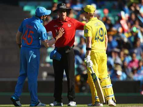 India vs australia in World Cup Semifinal