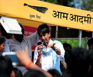 AAP will be expand kumar vishwash is the face of Maharashtra