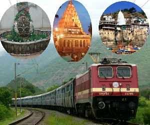 special train for pilgrimage of 7 jyotirlinga