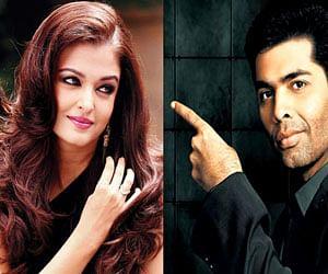 Karan Johar wants to work with Aishwarya