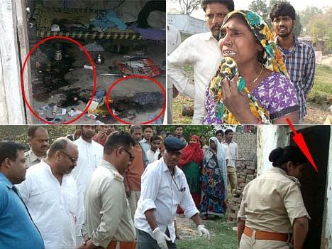honur killing allahabad minor girl murdered with boyfriend