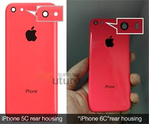 Alleged iPhone 6C Rear Shell Leaks Tipping