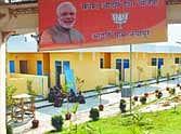 modi adarsh village jayapur pics.
