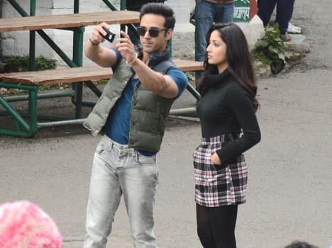 junooniyat shooting in shimla.