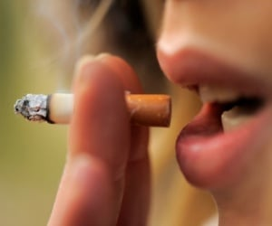 Cigarette Smoking and the Risk of Breast Cancer in Women