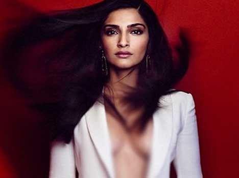sonam kapoor bold photoshoot for vogue